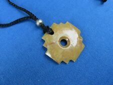 Necklace Chakana New Design Peru E South American Inca Cross Polished Quartz