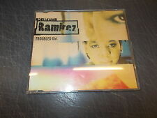 CD KAREN RAMIREZ:TROUBLED GIRL.BUSTIN LOOSE.1998 OTTIMALE!!