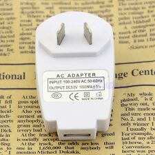 Fast Charger AU USB AC Wall adapter data for samsung S6 S7 edge iPhone LG Sony