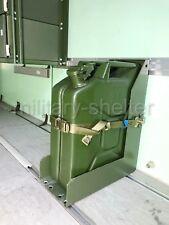 Kanisterhalter 20 Liter mit Kanister/ Bundeswehr / Einheitskanister / Diesel Oel