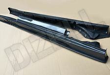 Fiberglass Carbon Fibre Side skirts For Nissan R35 GTR PAIR-3 OPTIONS AVAILABL