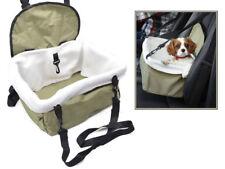Trasportino per cani e gatti animali da auto seggiolino con cinghia di sicurezza