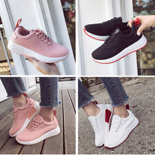 2018 Fashion Women's Sneakers Sport Breathable Casual Running Outdoors Shoe DSUK