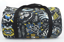 Liquorbrand Sak Yant thai traditional tattoo Art Cotton Oversized Duffel Bag