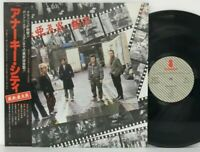 Anarchy - Anarchy City LP 1981 Japan Invitation VIH-28038 PunkTHE CLASH w/ obi
