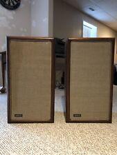 Advent Vintage Speakers - Large
