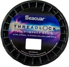 Seaguar 60S16W600 Threadlock Strong Hollow Cord White Braid 600 Yd 60 lb Line