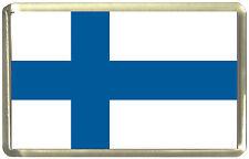 Finnish Flag Fridge Magnet - Flags