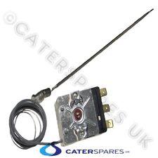 Inoxtrend C2218-00 FORNO A CONVEZIONE limite di alta sicurezza spegnere TERMOSTATO 109 ℃