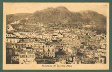 Calabria. CASSANO IONIO, Cosenza. Panorama.Cartolina d'epoca viaggiata nel 1927.