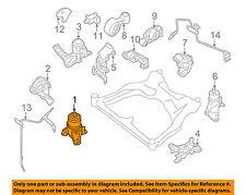 NISSAN OEM 09-14 Murano-Engine Motor Mount/Torque Strut 112701AA1E
