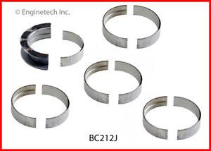 Enginetech Crankshaft Main Bearing Set BC212J.75