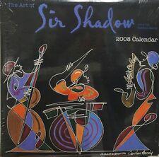 Sir Shadow Arts 2008 Wall Calendar /African American/Black Americana