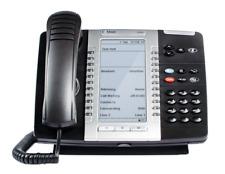 MITEL 5340 IP TELEPHONE - BLACK - EXCELLENT USED CONDITION