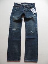 Abercrombie & Fitch REMSEN  Jeans Hose, W 30 /L 32, NEU ! Vintage Denim EXTREM !