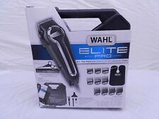 Wahl Clipper Elite Pro High Performance Haircut Kit 79602