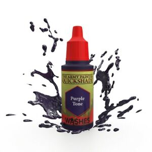 The Army Painter Washes WP1140 - Purple Tone Ink 18ml