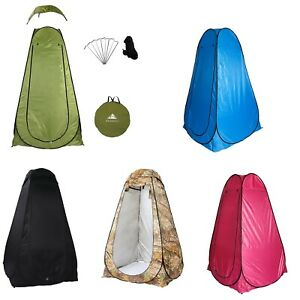 Portable Outdoor Instant Pop Up Tent Privacy Camping Shower Toilet Changing Room