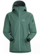NEW Arc'teryx Sabre AR Jacket Men's Small Yugen Green Fall 2019 Msrp $650 NWT