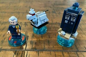 Lego Dimensions Doctor Who - The Doctor or Tardis or K-9