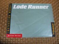 1987 Lode Runner Nintendo NES Instruction Manual Only