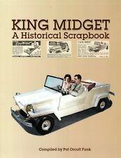 King Midget Scrapbook GREAT NEW BOOK!