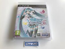 Hatsune Miku Project Diva F 2nd - Sony PlayStation PS3 - FR - Neuf Sous Blister