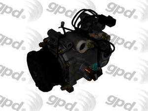 A/C Compressor-New Global 6511683