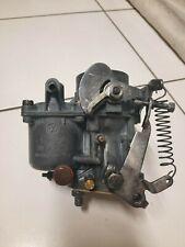 Solex 30 pict 1 - REBUILT CARBURETOR - 12V Choke - Beetle, T1, Karmann Ghia