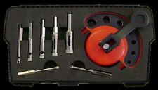 Diamond Drill Kit With Vacuum Base Drill Guide 8 Piece