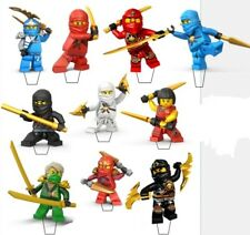 20 x Lego NINJAGO Birthday edible stand up cupcake toppers *PRE_CUT*CAKE PARTY