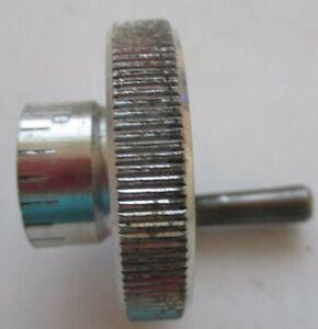 UNIMAT Hand Wheel w Handle for SL-1000 Lathe Emco good condition