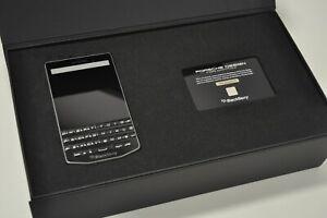 Blackberry Porsche Design P'9983 64GB Carbon QWERTY Unlocked English - 14 Days