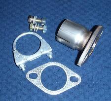Fiat 500 / 500c 1.4 16v convertidor catalítico reparación Brida Tubo Conector