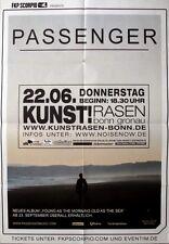 PASSENGER - 2017 - Konzertplakat - Young as the Morning... - Tourposter - Bonn