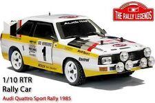 Rally Legends AUDI QUATTRO RALLY ARTR 1:10 SCALE