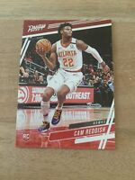 2019-20 Panini Chronickes Prestige Rookie Card Cam Reddish