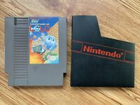 Adventures of Lolo (Nintendo Entertainment System, NES) *AUTHENTIC, TESTED*
