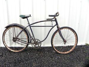 1950s Vintage Schwinn Single Speed Bike Panther Model