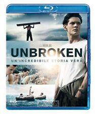 Blu Ray UNBROKEN - (2014) *** Angelina Joilie *** ......NUOVO