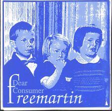 VINYL..FREEMARTIN -STIFLE,HEAD FELL OFF/AZTEC, ANTI HAIR CUT 33 RPM