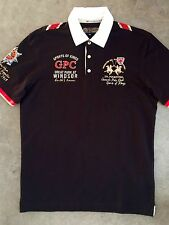 Polo La martina guards polo club col. negro en talla L