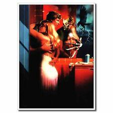 A Nightmare on Elm Street 2 Freddy's Revenge 24x16inch Horror Movie Silk Poster