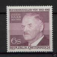 Austria 1981 SG#1918 Julius Raab MNH
