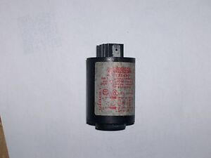 Zanussi Washing Machine Capacitor Model No: FLA 1001W