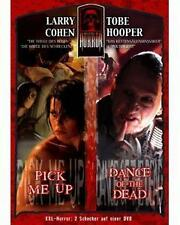 Masters Of Horror TOBE HOOPER & LARRY COHEN Dance of the Dead + Pick Me Up