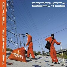 Community Service by The Crystal Method (CD, Jul-2002, Ultra) BRAND NEW SEALED