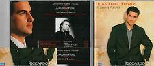Juan Diego Flórez Rossini Arias Orchestra Sinfonica di Milano Rizzi (BOX 47)