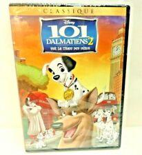 """DVD """"101 Dalmatiens 2 SUR La TRACE DES HEROS  CLASSIQUE Walt Disney NEW SEALED"""