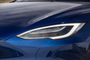 16 17 18 Tesla Model S Left Right LED Headlight Set Pair Complete OEM